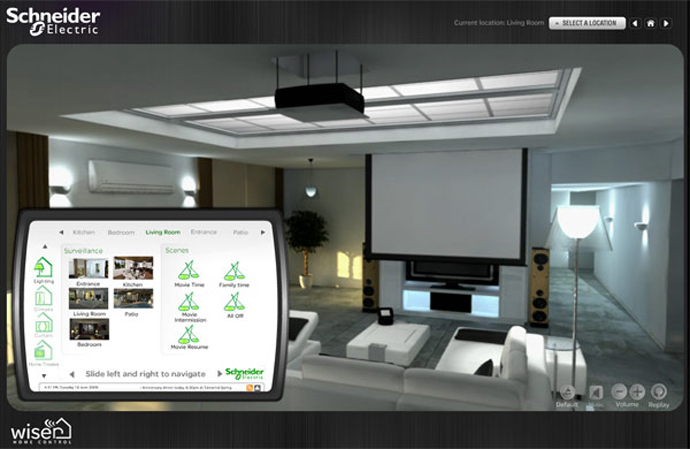 Wiser Interactive DVD